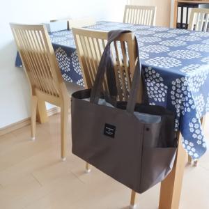 bon momentの買い物カゴバッグが使いやすくてびっくり&お買い物マラソンポチ報告