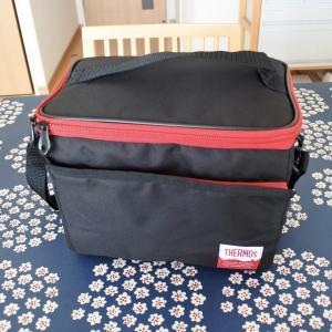 サーモス 保冷バッグが大活躍。