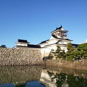富山城址公園とその歴史を学ぶ