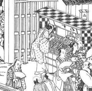 寿司の歴史NO7…江戸前にぎりずしの誕生