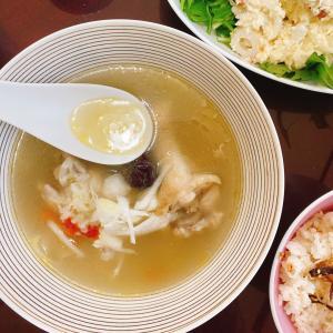 参鶏湯の新しい作り方 ~キッチン蒸留 カットバック法~