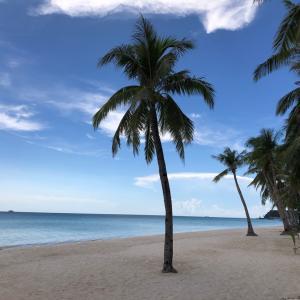 フィリピン、ボラカイ島から