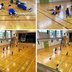 ミニミニバスケットボール教室
