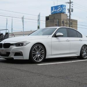 トータルアライメント調整 BMW F30 ザックスパフォーマンスプラス