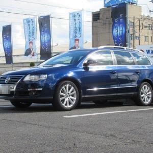 VWの鬼門 天井張り替え パサート ヴァリアント 更にKONIアクティブ