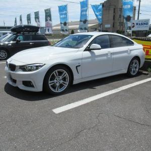 本格的な夏前に..BMW F36グランクーペ エヴィディス+PAC-R