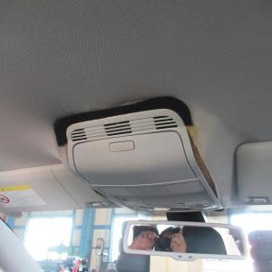 VWあるある.. パサートヴァリアントR36 天井張替準備完了