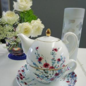 美味しい紅茶でほっとひと息♡