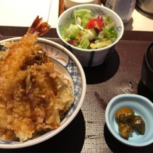 和食レストラン「万さく」でランチ