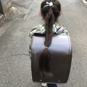 初体験!!* 日本髪とDisney