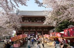 池上本門寺の「春詣」に行ってきました。