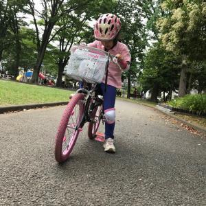 自転車練習記録