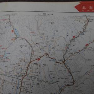 1970年全日本道路地図帖~その78=北海道中央縦貫4(富良野~狩勝峠~帯広~浦幌)