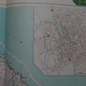 1970年全日本道路地図帖~その91=北海道網走3(湧別~紋別~興部~雄武・士別市・網走市・北見市)・最終回