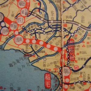 昭和9年鉄道路線図・サムネイル版12=千葉