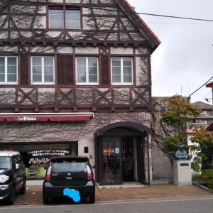 元町カールレイモンハウス&ミニミニパフェ〜♪