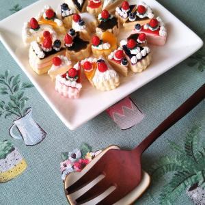 イチゴショートケーキ〜♪