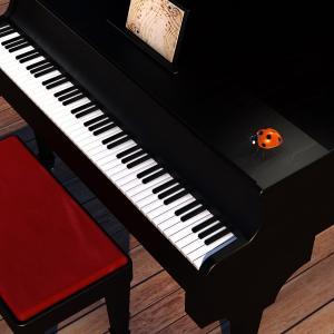 短編小説『ピアノ』