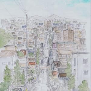 札幌西端の3枚