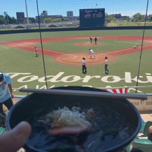 高校野球神奈川県予選 2021年2回目 3回戦を観戦