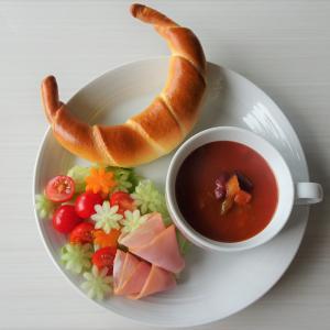 カゴメ野菜と豆の具だくさんトマトのミネストローネ