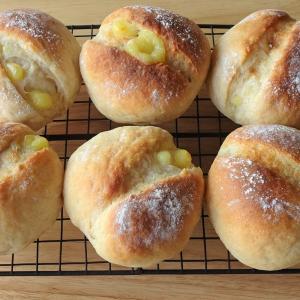 全粒粉のチーズパン