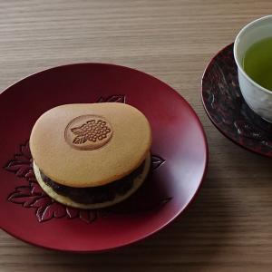 和菓子の日~あじさいのどら焼き