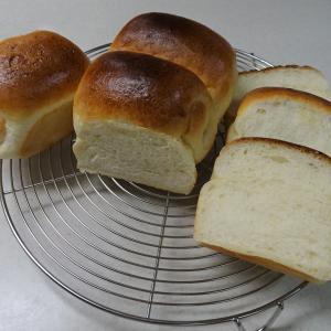 ミニミルク食パン