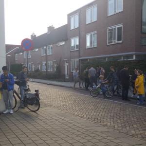 オランダでレイドバトル