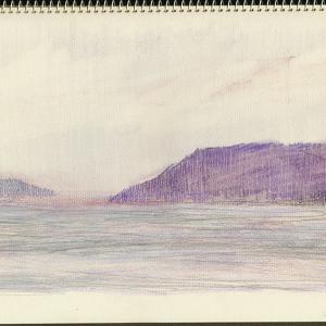 瀬戸内海の風景 XXXVII  生口島と伯方島