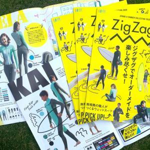 ZIGZAGウェット春夏オーダー最大15%OFFキャンペーン!!