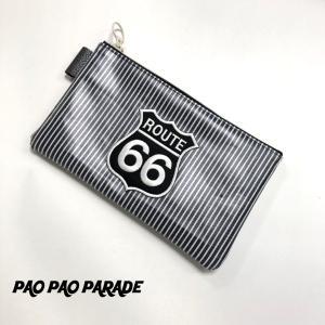 R66のポーチ♪