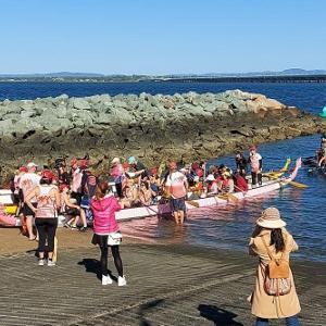 Dragon boat 祭り!