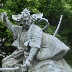 鎌倉権五郎景政がオリンピックの開会式に。