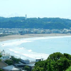 海の家がない夏の海