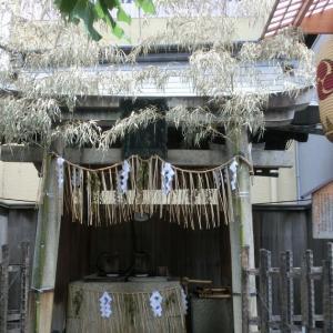 御手洗井と御旅所~京都:祇園祭~