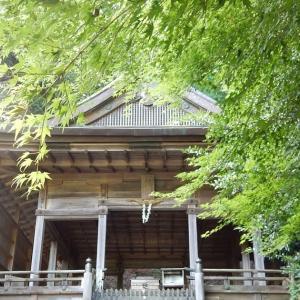 金峯神社~吉野山:義経隠れ塔~