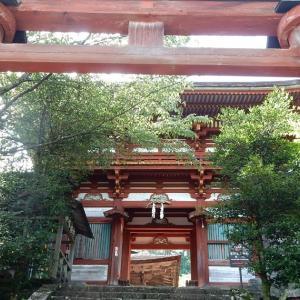 吉野水分神社~吉野山~