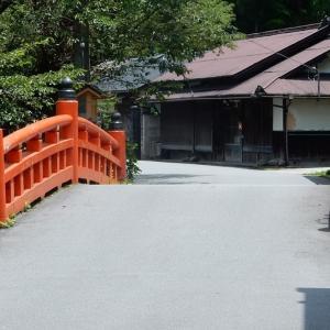 吉野山:大橋~護良親王軍と鎌倉幕府軍の激戦地~