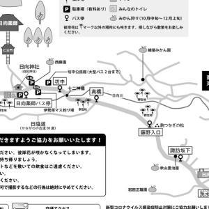 日向の彼岸花MAP
