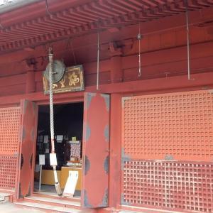 京都の清水寺を模した観音堂~上野寛永寺~