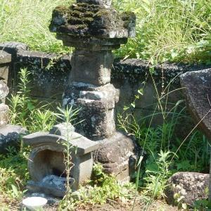 北条宗時の墓~伊豆:函南町~
