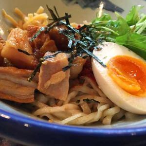 つけ麺 辛露  AFURI  @六本木交差点