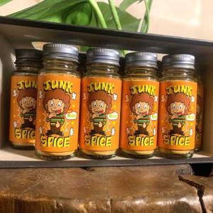 JUNK SPICE News