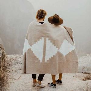 カリフォルニア発 抜群のセンス「メキシカン手織りブランケット」