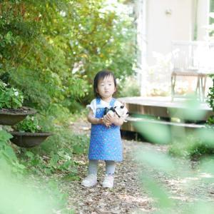 安心なプライベートガーデンでガーデンフォト親子撮影会│静岡市駿河区
