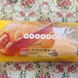 GOOODOG!とろけるコク旨チーズ☆ローソン