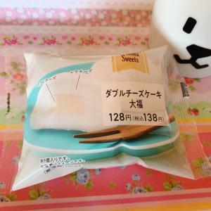ダブルチーズケーキ大福・再☆FamilyMart