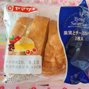 果実とチーズのパン☆ヤマザキ