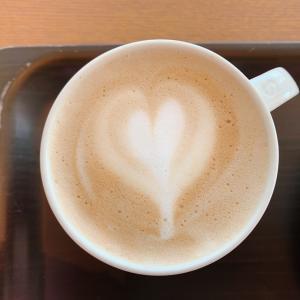 アーモンドミルクラテ☆ Starbucks
